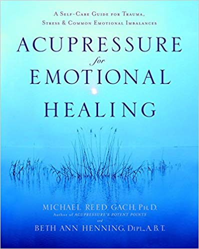 Acupressure for Emotional Healing is a valuable book resources for Carers