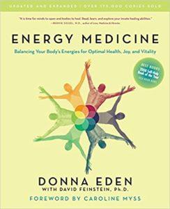 Energy Medicine by Donna Eden with David Feinstein