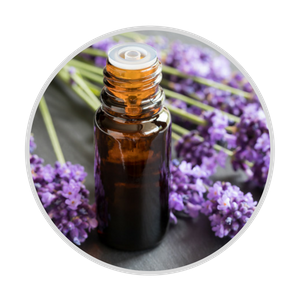 Essential Oils Symbol for Caring for Carers