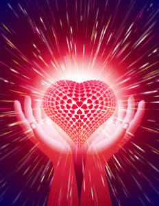 Using our hands, we can activate our radiant circuits to bring us more joy and vitality