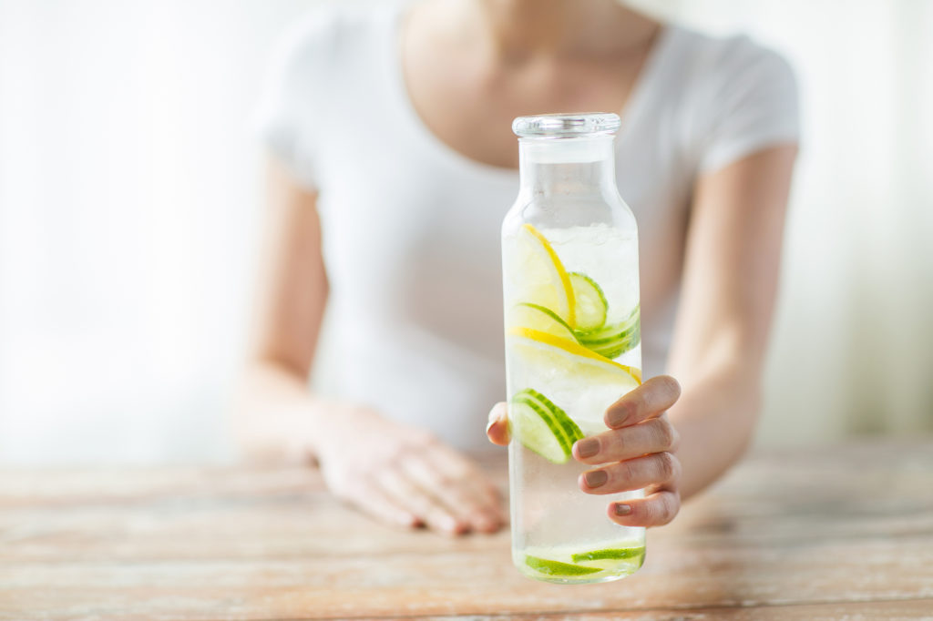 Drink water for health is another part of Caring for Carers